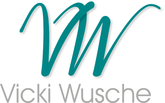 Vicki Wusche Logo