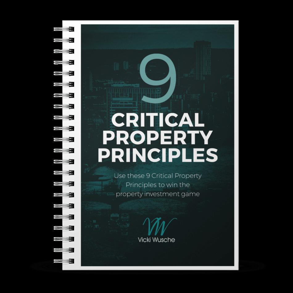The 9 Critical Property Principles